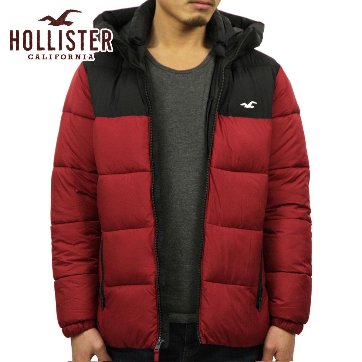 ホリスター HOLLISTER 正規品 メンズ アウター パファージャケット Hooded Puffer Jacket 332-324-0414-500