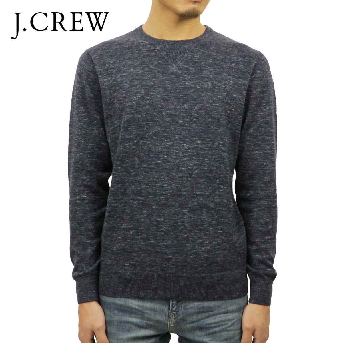 ジェイクルー セーター メンズ 正規品 J.CREW HEATHERED SWEATSHIRT SWEATER