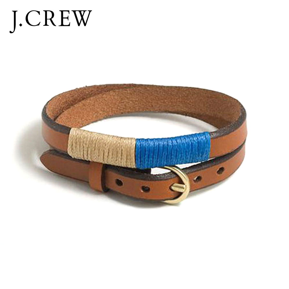 J.crew J.CREW genuine mens bracelet BELT-BUCKLE BRACELET P06Dec14