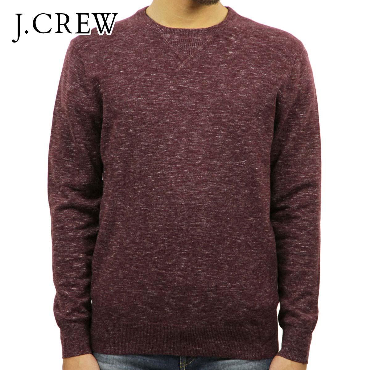 【販売期間 4/2 10:00~4/8 09:59】 ジェイクルー J.CREW 正規品 メンズ セーター HEATHERED SWEATSHIRT SWEATER 09256 D20S30