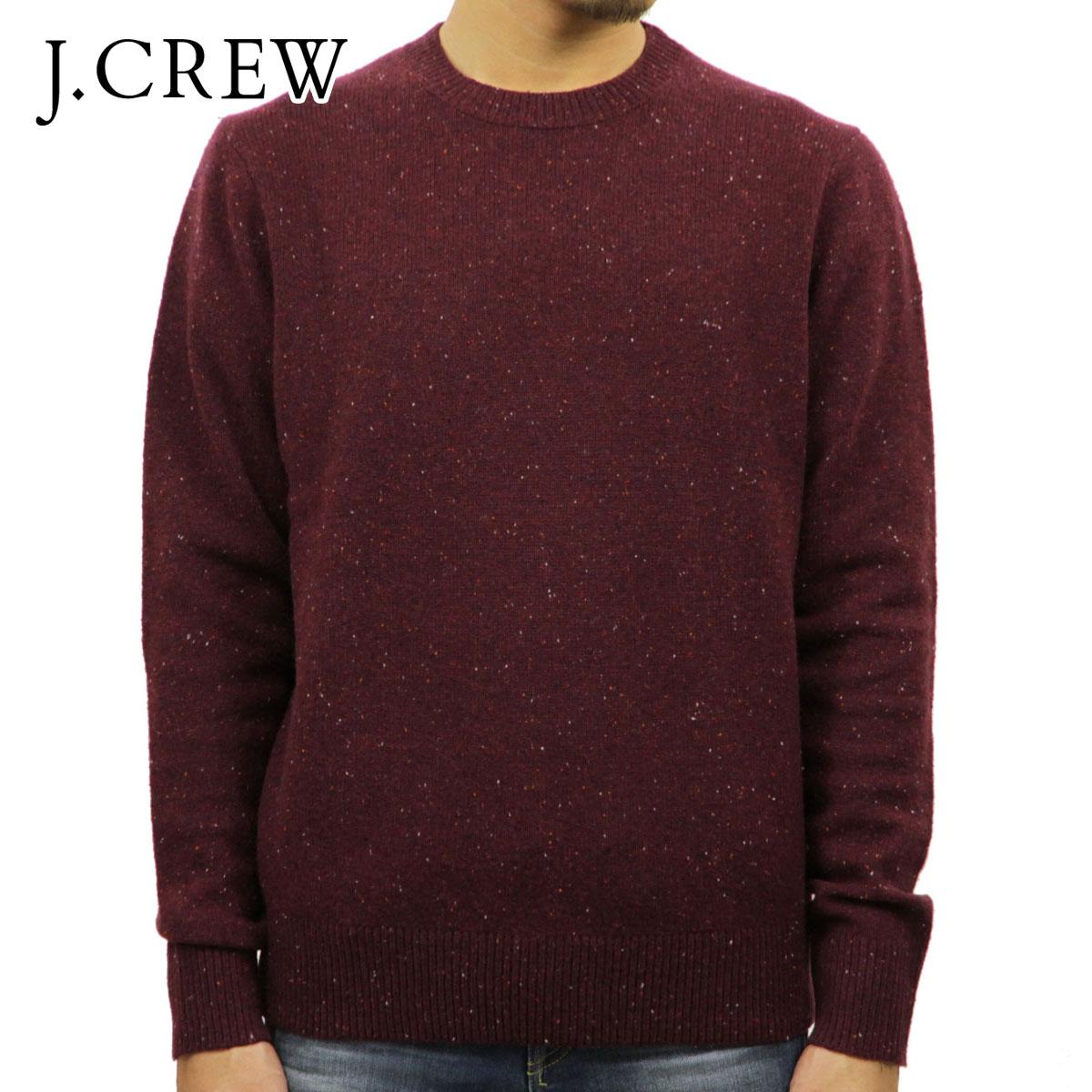 ジェイクルー J.CREW 正規品 メンズ セーター DONEGAL ELBOW-PATCH SWEATER 05113 D20S30