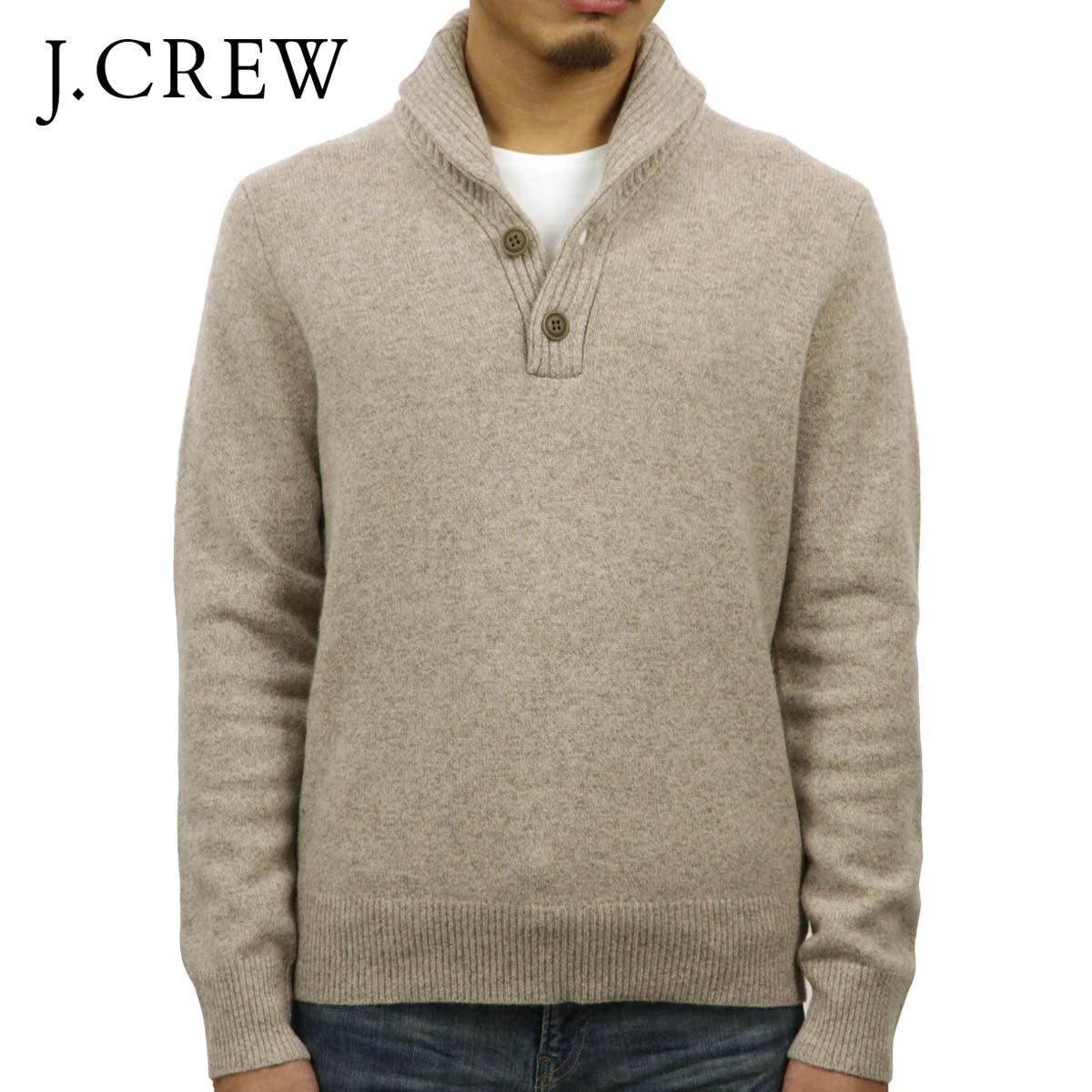 ジェイクルー J.CREW 正規品 メンズ セーター LAMBSWOOL SHAWL-COLLAR SWEATER 21943 D20S30