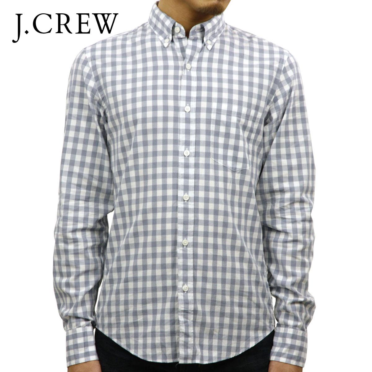 ジェイクルー J.CREW 正規品 メンズ 長袖シャツ WASHED SHIRT 49208 D00S20