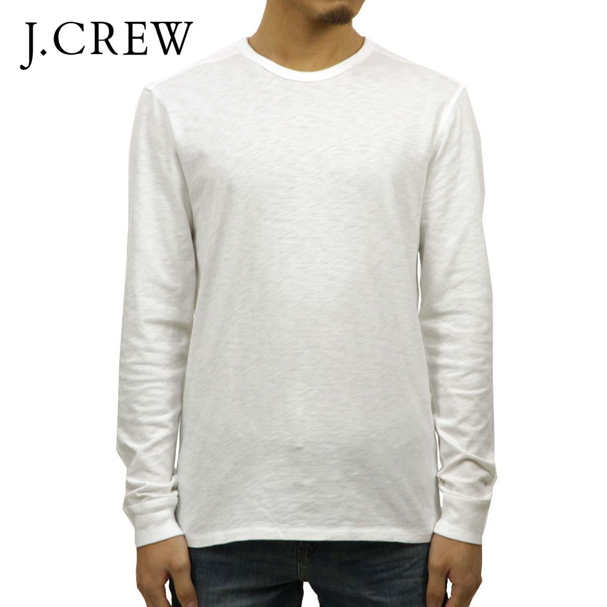 da4b31c31e96b Rakuten Ichiba shop MIXON  J.crew J.CREW AE men s long sleeve T shirt LONG- SLEEVE TEXTURED COTTON T-SHIRT b4786 20P05Nov16