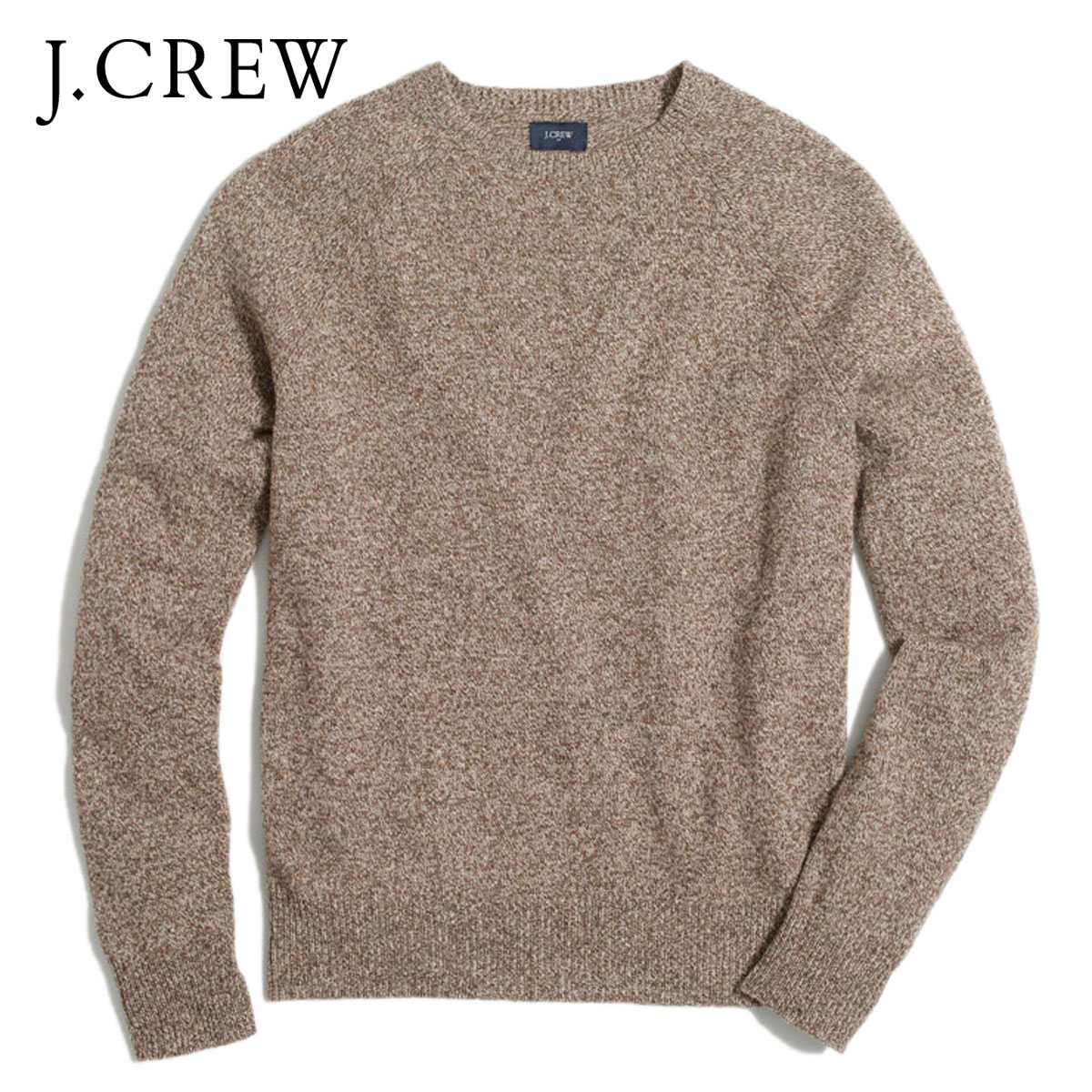 ジェイクルー J.CREW 正規品 メンズ セーター MARLED LAMBSWOOL CREWNECK SWEATER f4659 D00S20