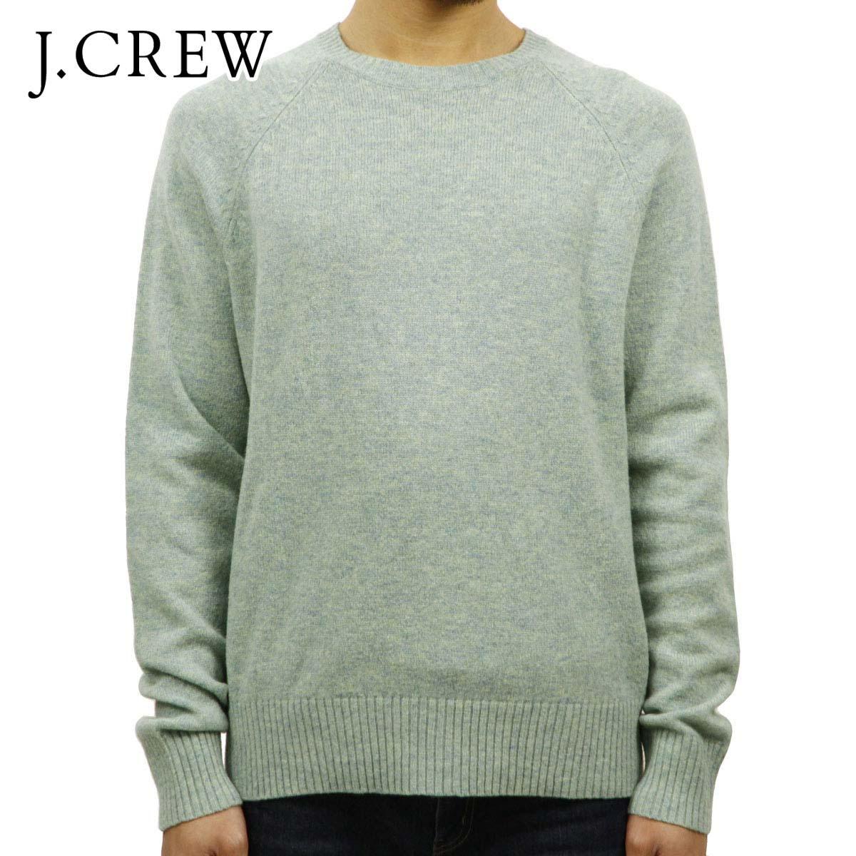 ジェイクルー J.CREW 正規品 メンズ セーター LAMBSWOOL CREWNECK SWEATER 13529 D00S20