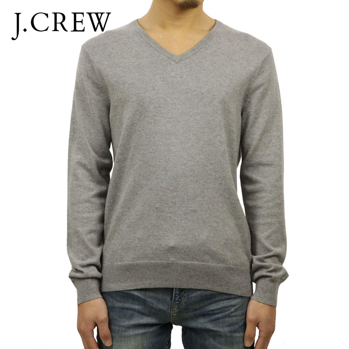 ジェイクルー J.CREW 正規品 メンズ セーター HARBOR COTTON V-NECK SWEATER f4697 D00S20