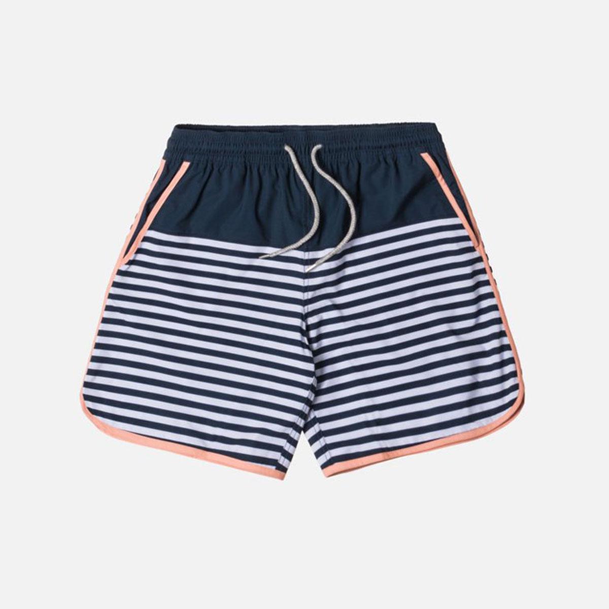 85304be93c ... Kiss KITH regular article men swimsuit swimming underwear KITH ROCKAWAY  SHORT KH7002-102 NAVY ...