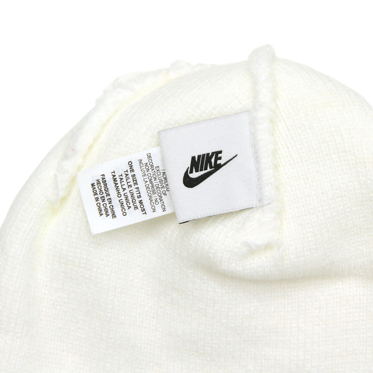 bf3745ef84a647 ... Kiss KITH regular article hat knit cap KITH X NIKE FLIGHT BEANIE WHITE  / RED NKAH9954 ...