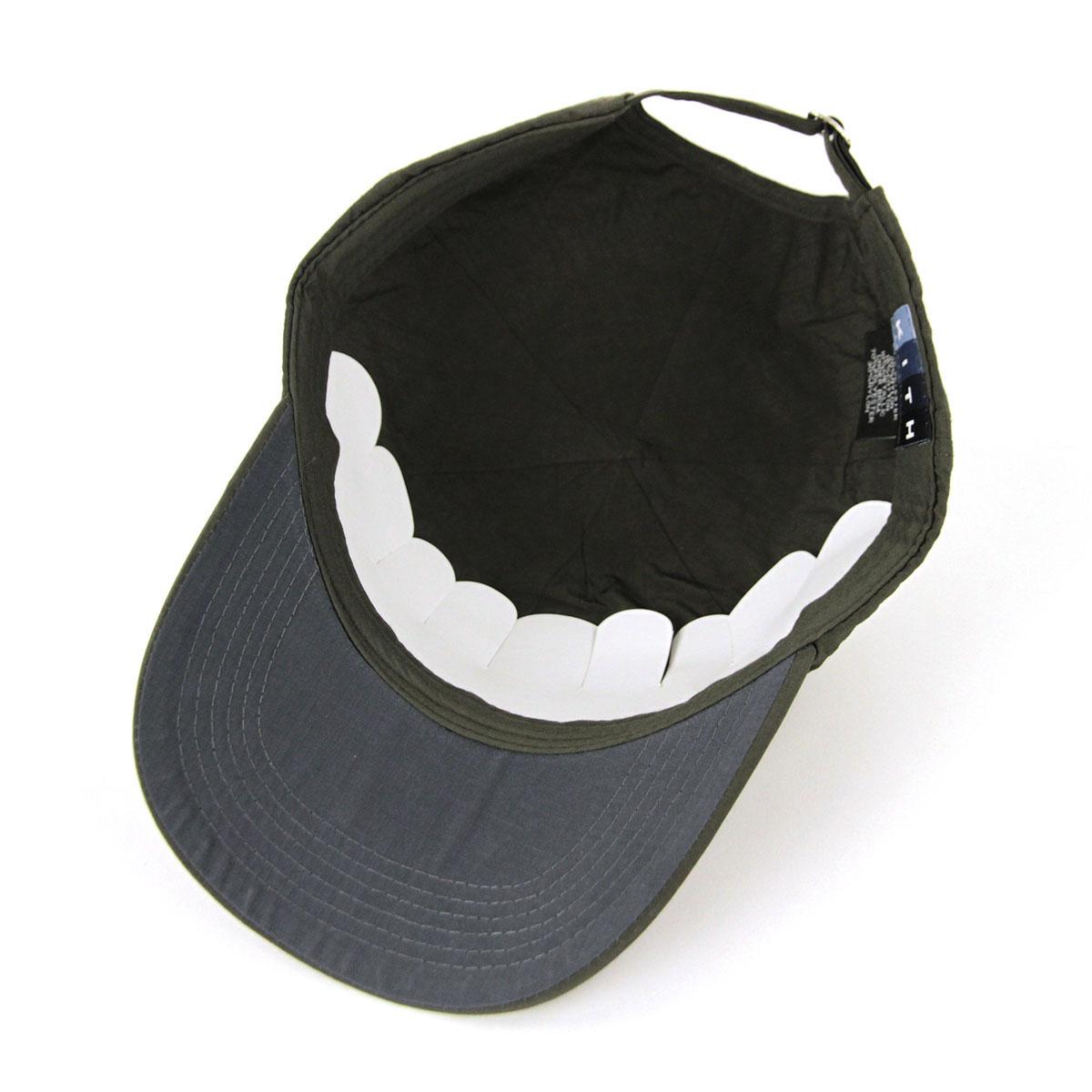 aa36db513 Kiss cap men's regular article KITH hat hat KITH UTILITY DAD HAT CAP  KH5024-106 BLACK OLIVE