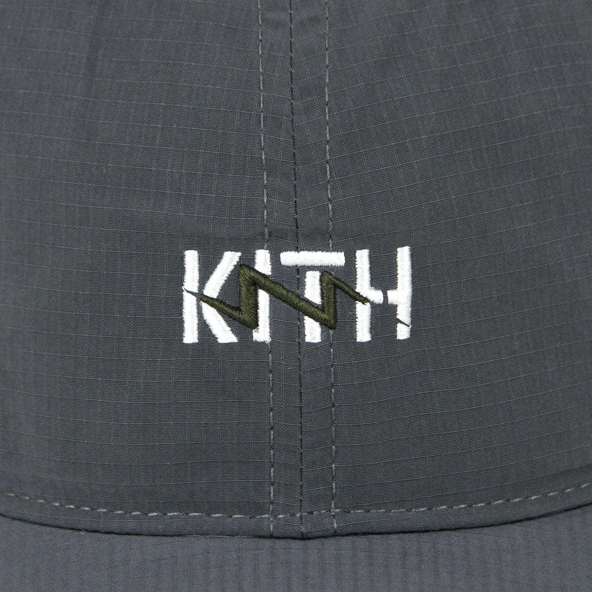 ece9de6ca9b9a Kiss KITH regular article men cap hat KITH UTILITY DAD HAT CAP KH5194-102  EBONY