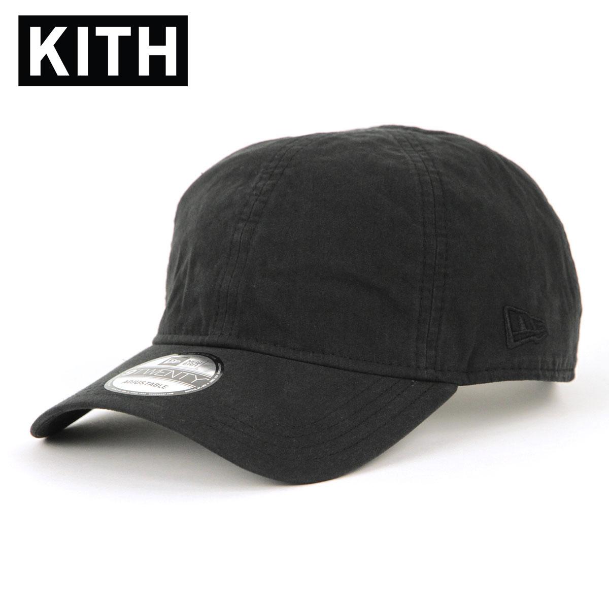 キス キャップ メンズ 正規品 KITH 帽子 KITH × NEW ERA NYC19 CAP 002 BLACK 父の日