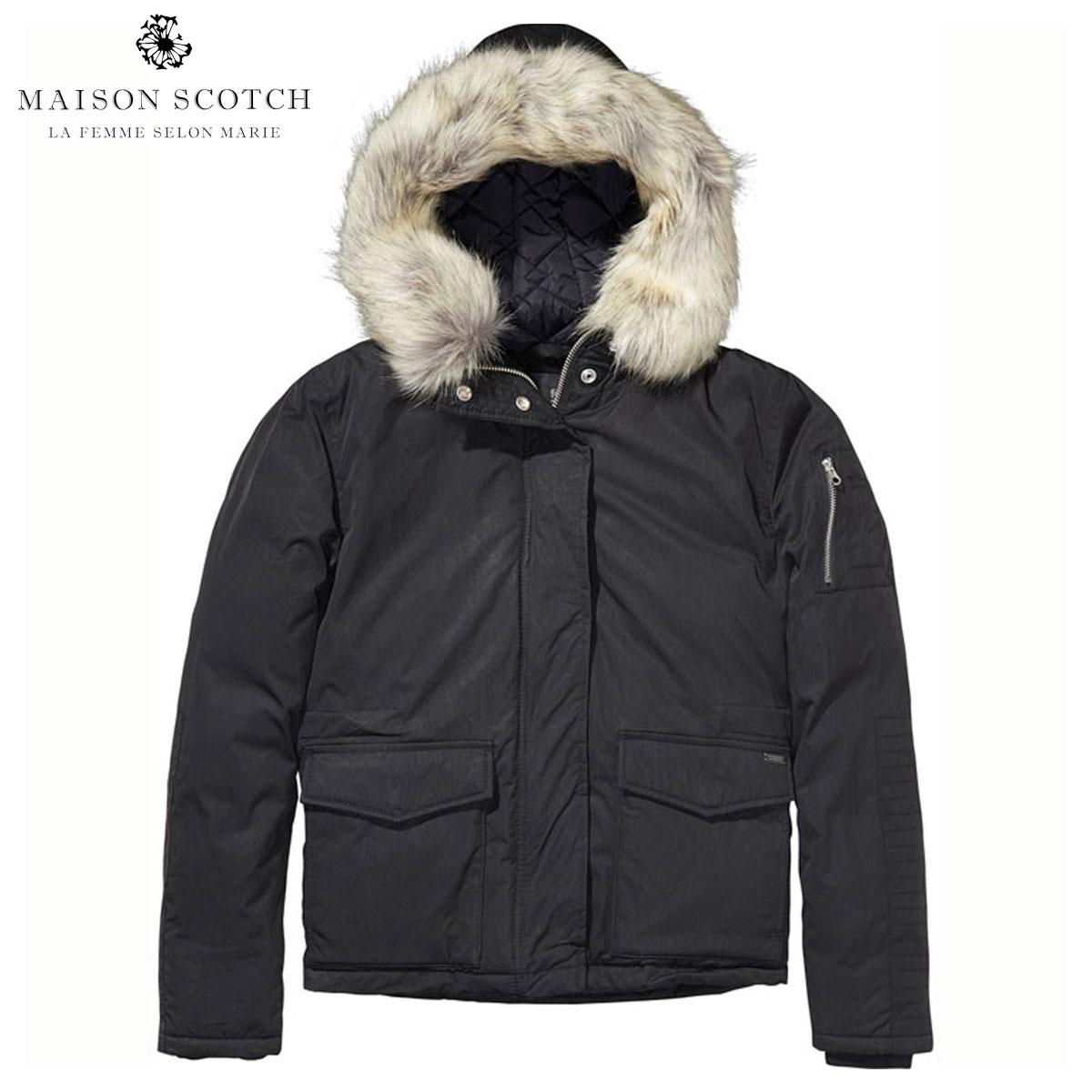 メゾンスコッチ MAISON SCOTCH 正規販売店 レディース ジャケット Short boa jacket 101900 08 D00S20