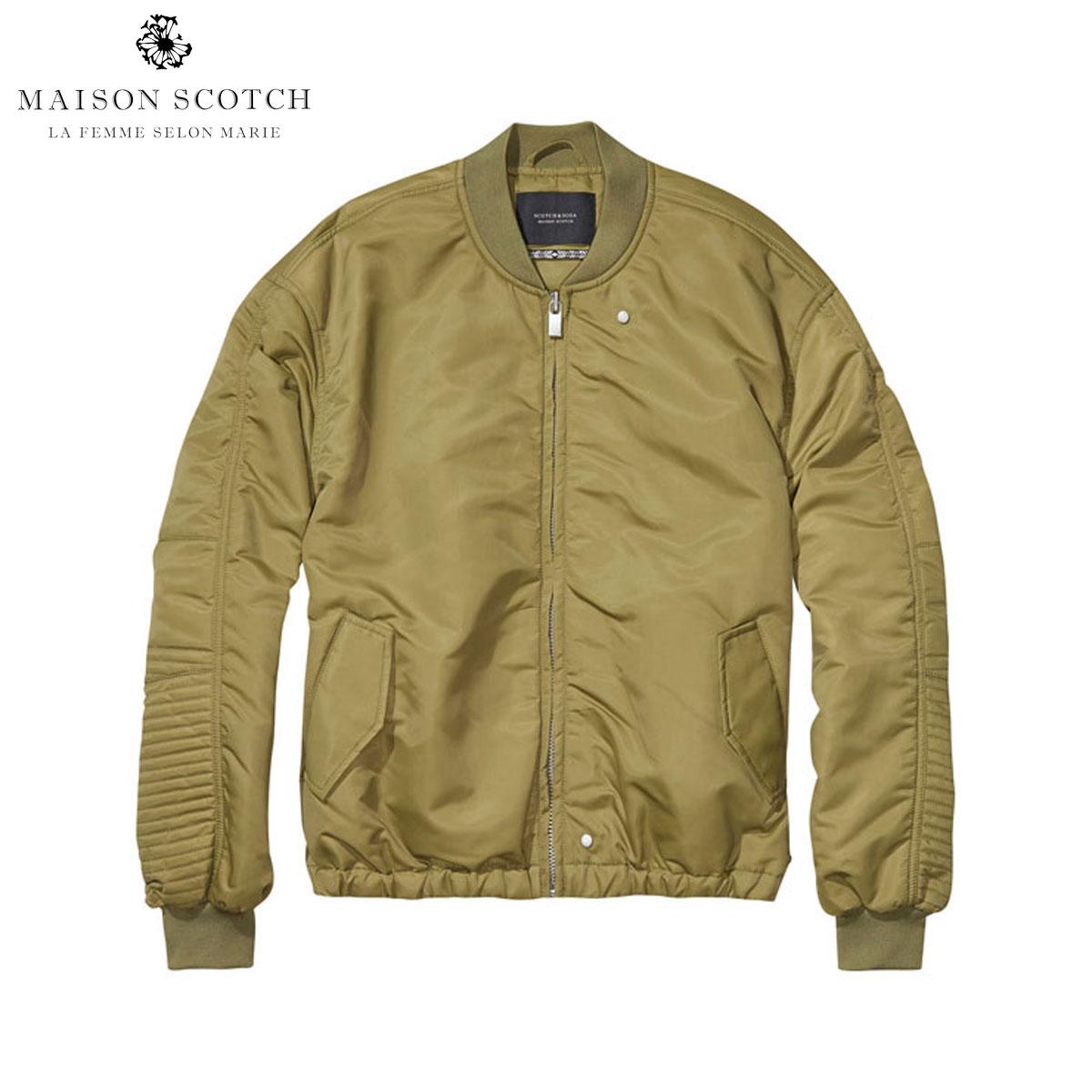 メゾンスコッチ MAISON SCOTCH 正規販売店 レディース ジャケット Ma-1 jacket 101912 15 D00S20