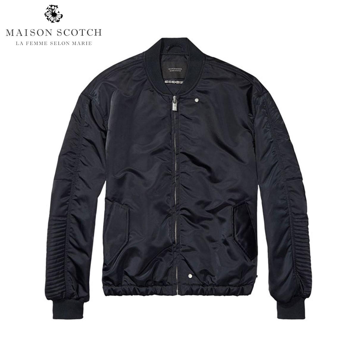 メゾンスコッチ MAISON SCOTCH 正規販売店 レディース ジャケット Ma-1 jacket 101912 02 D00S20