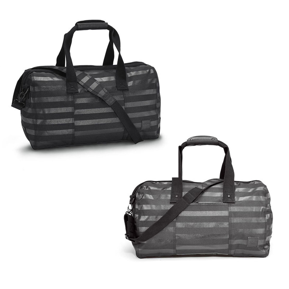 Nixon Regular Bag Convoy Duffle Grey Black Nc20071434 00 D15s25