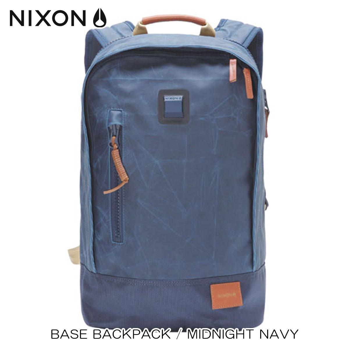 ニクソン NIXON 正規販売店 バッグ Base Backpack Midnight Navy NAVY NC21851242-00 D15S25