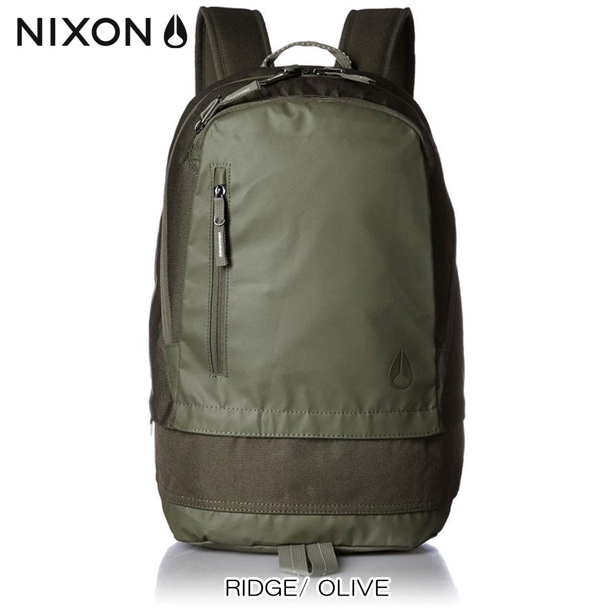 ニクソン NIXON 正規販売店 バッグ RIDGE/ OLIVE NC2550333-00 D00S20