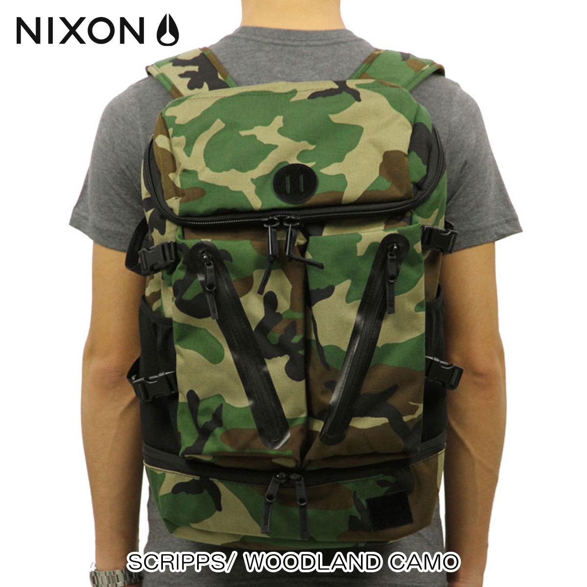 ニクソン NIXON 正規販売店 バッグ SCRIPPS/ WOODLAND CAMO NC26051253-00 D00S20
