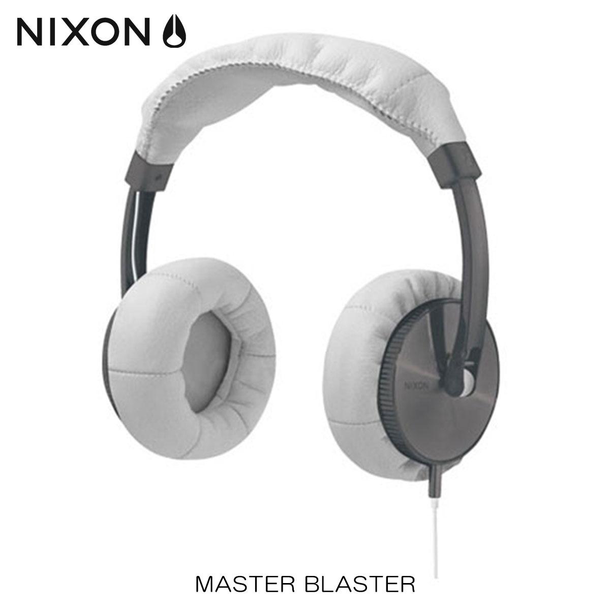 正規販売店 MASTER BLASTER D15S25 HEADPHONE NH008486-00 ニクソン ヘッドホン NIXON 2年保証