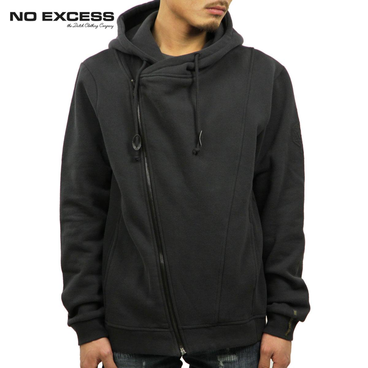 ノーエクセス NO EXCESS 正規品 メンズ パーカー Full Zip Hooded Cardigan Sweater100824025 D00S20