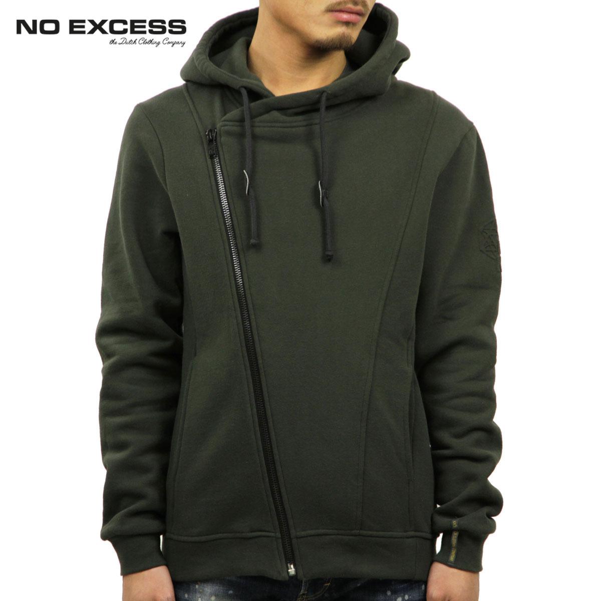 ノーエクセス NO EXCESS 正規品 メンズ パーカー Full Zip Hooded Cardigan Sweater100824059 D00S20