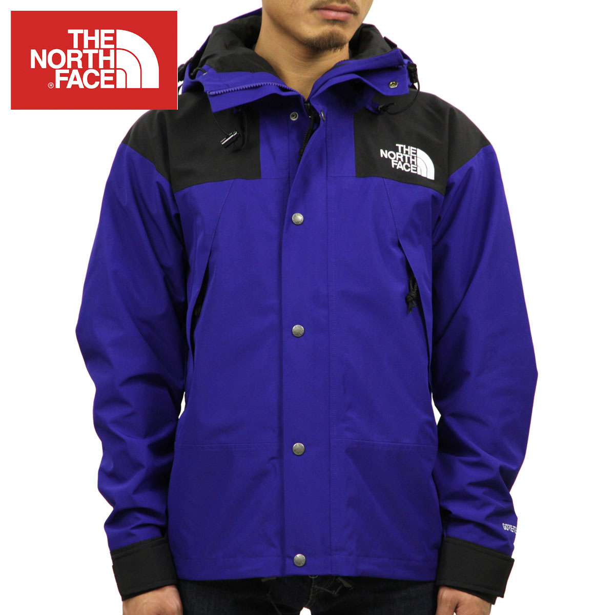 ノースフェイス THE NORTH FACE 正規品 メンズ アウター マウンテンジャケット 1990 MOUNTAIN JACKET GTX TNF AZTEC BLUE NF0A3JPA