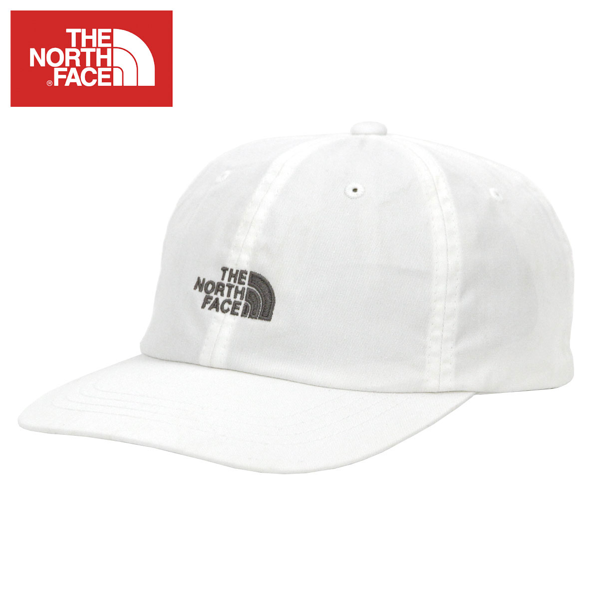 1db743a6c North Face THE NORTH FACE regular article men gap Dis cap hat THE NORTH THE  FACE NORM HAT TNF WHITE