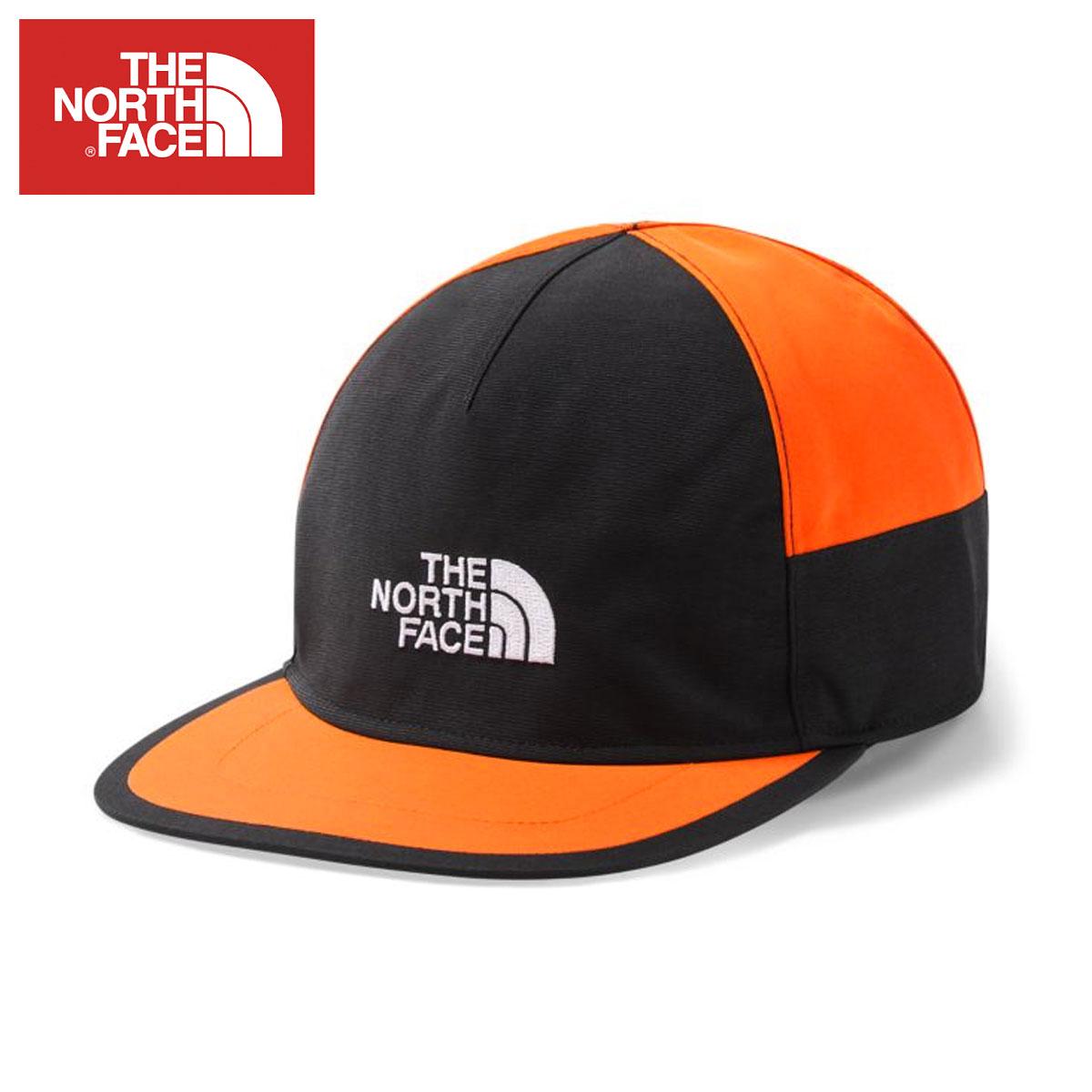 【ポイント10倍 6/4 20:00~6/11 01:59まで】 ノースフェイス THE NORTH FACE 正規品 メンズ レディース キャップ 帽子 GORE MOUNTAIN BALL CAP PERSIAN ORANGE/TNF BLACK 父の日