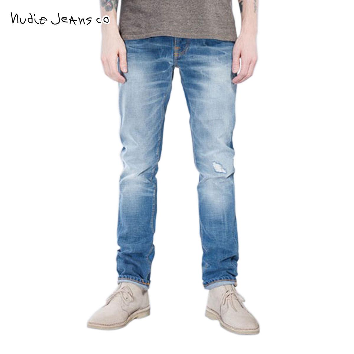 ヌーディージーンズ Nudie Jeans 正規販売店 メンズ ジーンズ Grim Tim 416 1117300 1173 Johny Replica D00S20