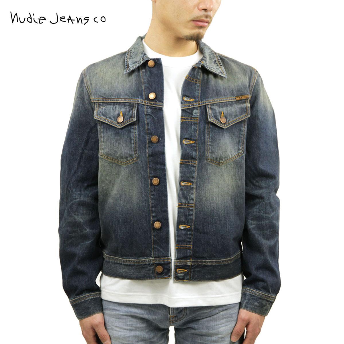 ヌーディージーンズ Nudie Jeans 正規販売店 メンズ アウタージャケット ヌーディージーンズ Billy Denim 160404 D00S20