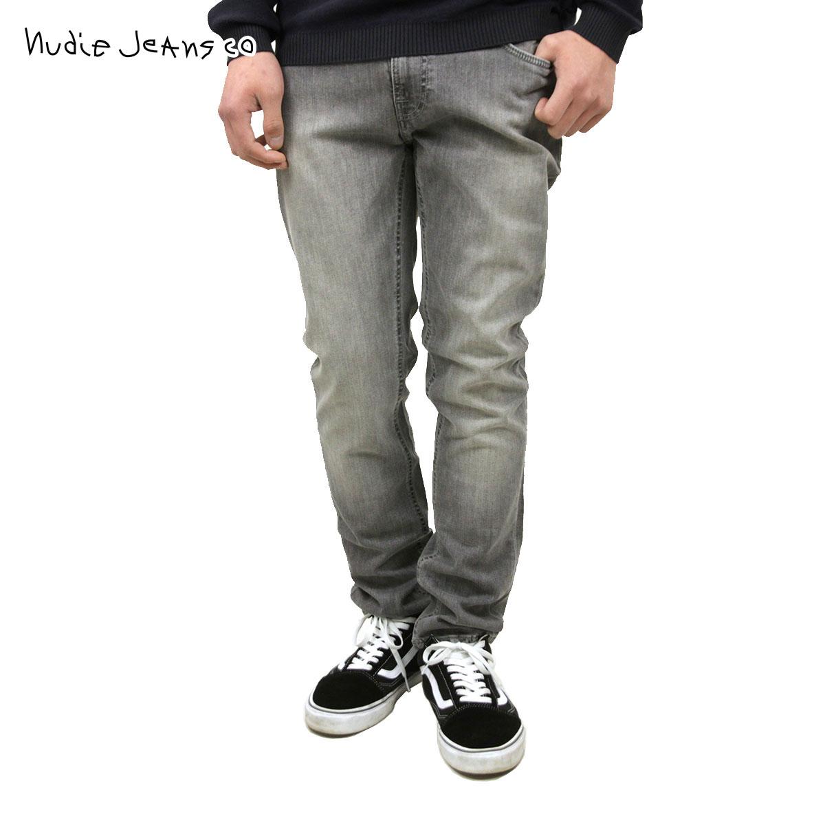 ヌーディージーンズ Nudie Jeans 正規販売店 メンズ ジーンズ Thin Finn 557 1119290 1319 Dark Pavement D00S20