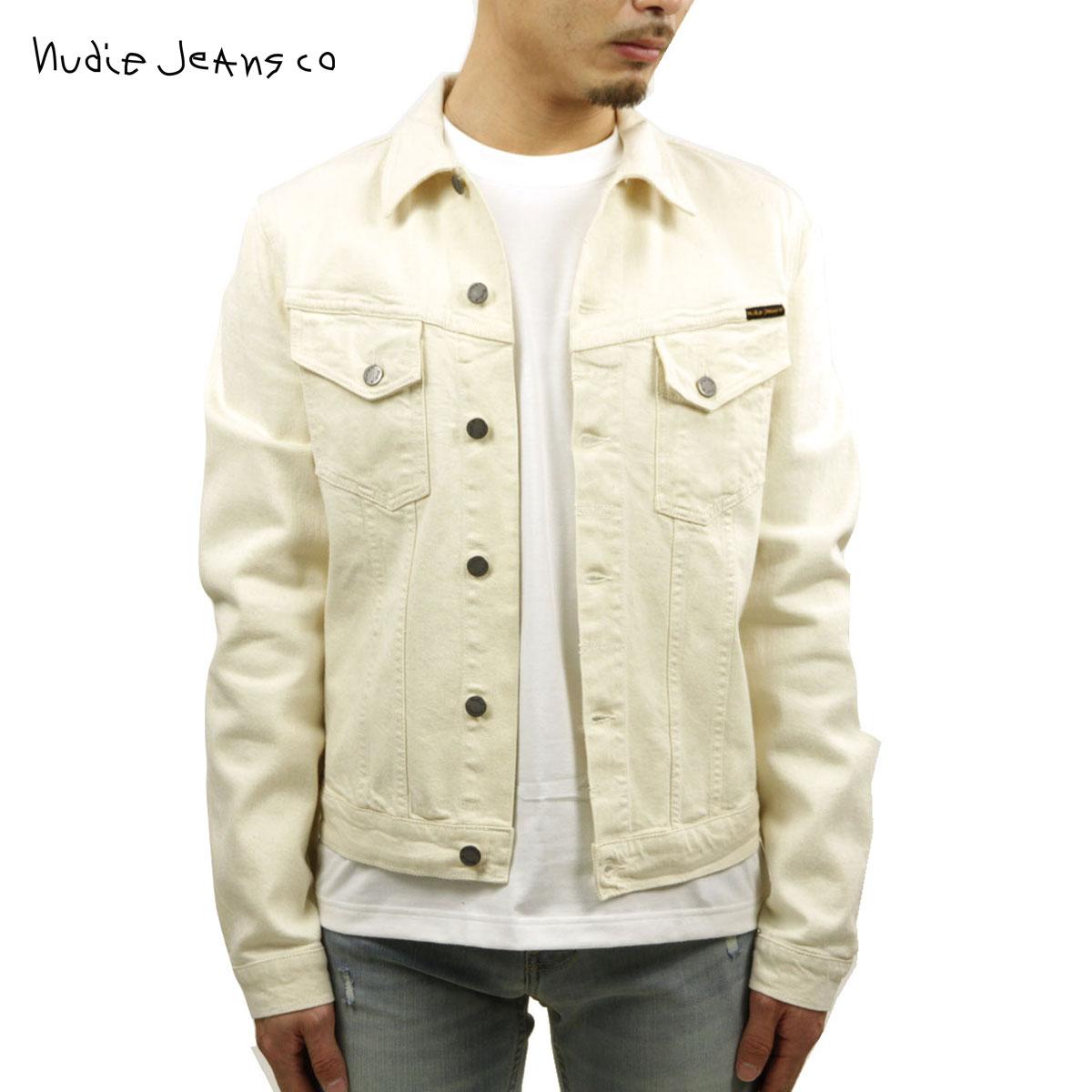 ヌーディージーンズ Nudie Jeans 正規販売店 メンズ アウタージャケット Denim Jacket Billy Ecru 160439 D00S15