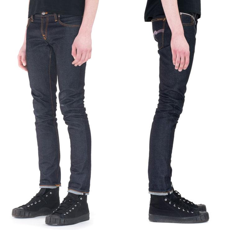 牛羚 d 牛仔褲牛羚 d 牛仔褲正規的銷售店男式牛仔褲牛羚 d 牛仔褲長約翰櫻花邊-日本織邊牛仔布義大利製造 10P28Sep16