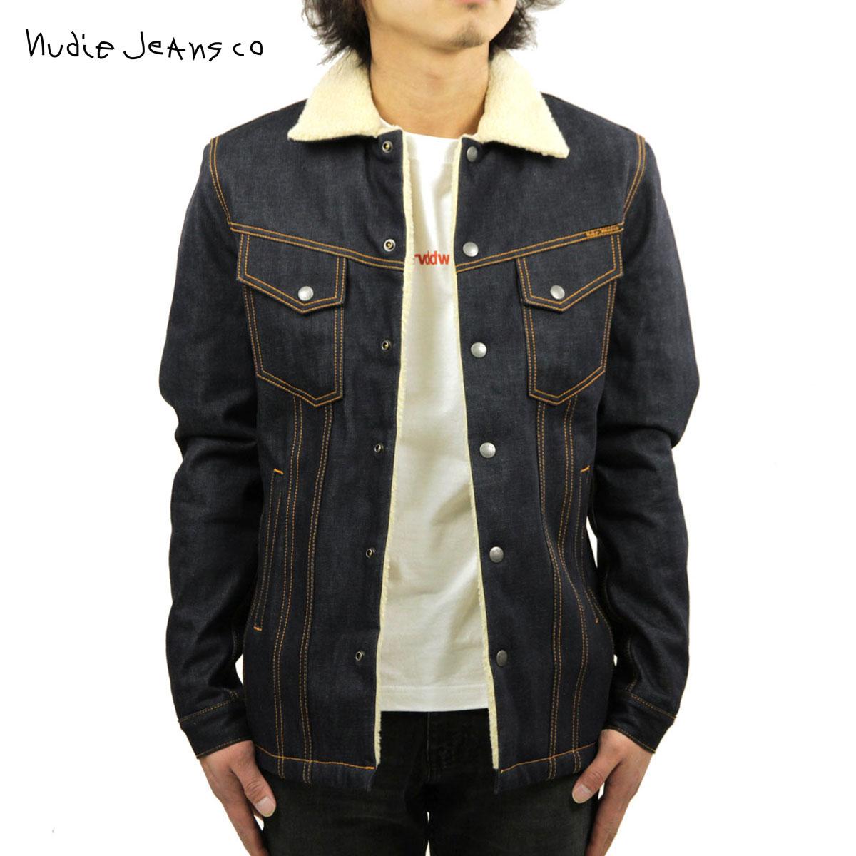 スペシャルオファ ヌーディージーンズ アウター メンズ メンズ 正規販売店 Nudie Jeans ジャケット ジャケット ジャケット アウター Lenny B26 Denim 160409:ブランド品セレクトショップ MIXON, 一天堂:0e169978 --- nagari.or.id