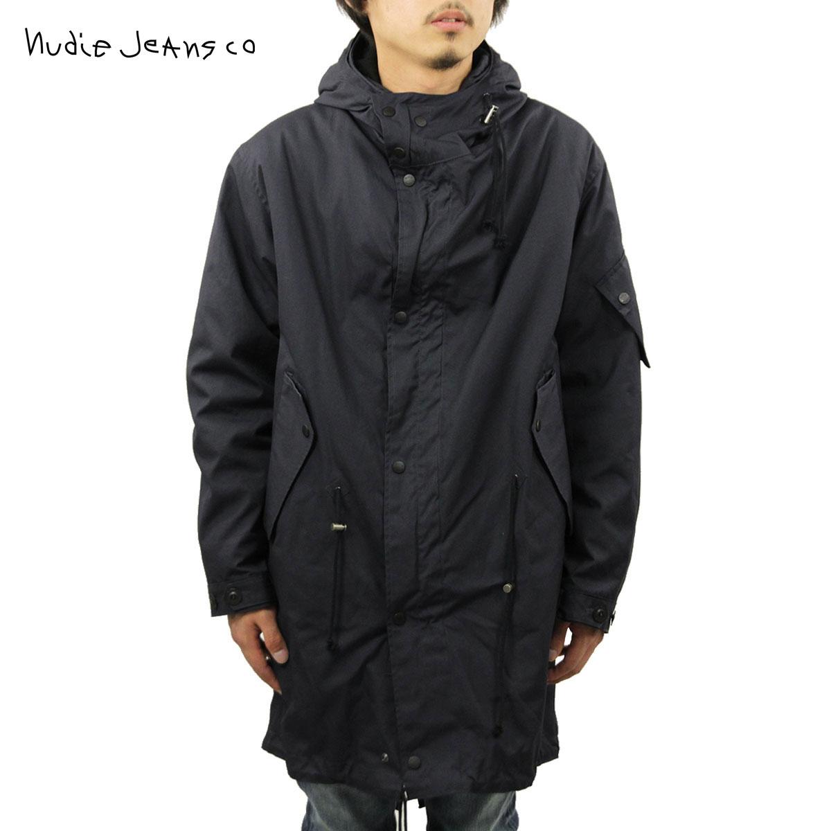 ヌーディージーンズ Nudie Jeans 正規販売店 メンズ アウターコート Karl B25 Navy 160457 D00S20