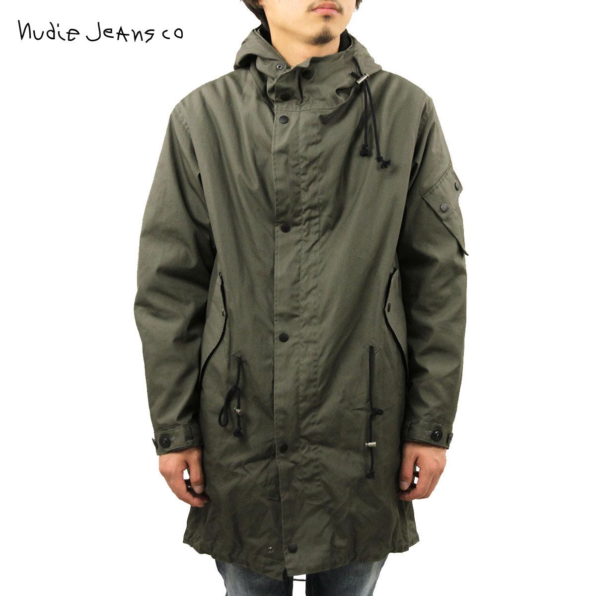 ヌーディージーンズ Nudie Jeans 正規販売店 メンズ アウターコート Karl B86 Bunker 160457 D00S20