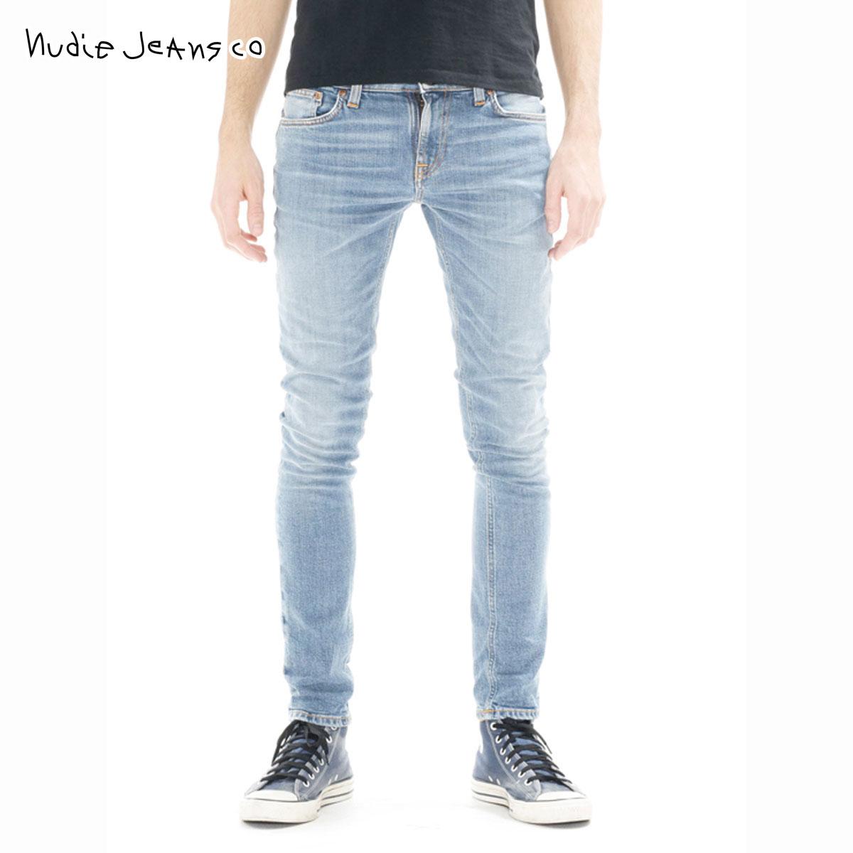 ヌーディージーンズ Nudie Jeans 正規販売店 メンズ ジーンズ SKINNY LIN FRESH BREEZE 735 1123970