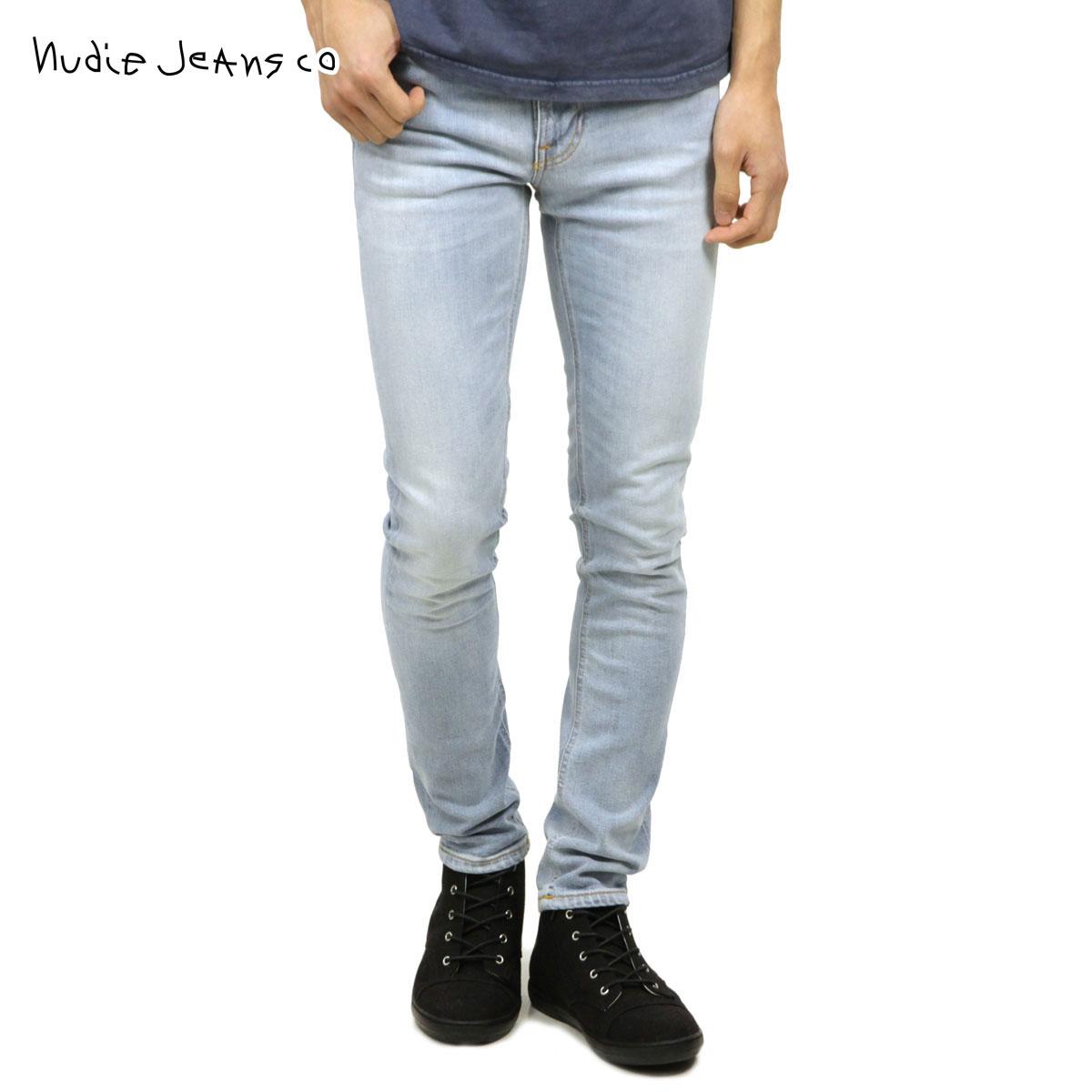 【ポイント10倍 1/1 00:00~1/5 23:59まで】 ヌーディージーンズ ジーンズ メンズ 正規販売店 Nudie Jeans ジーパン リーンディーン LEAN DEAN JEANS CLASSIC USED 862 1126520
