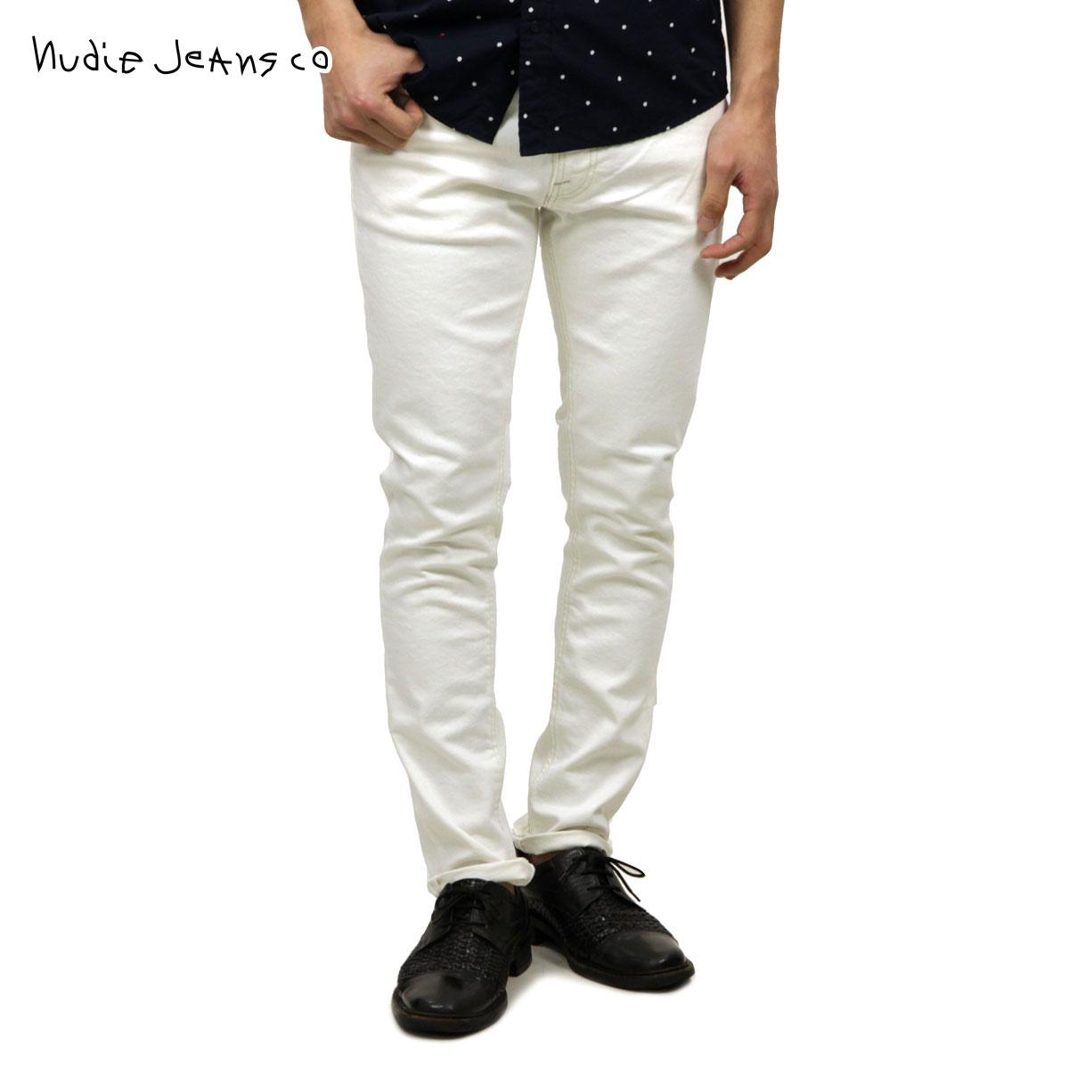 ヌーディージーンズ Nudie Jeans 正規販売店 メンズ ジーンズ リーンディーン LEAN DEAN JEANS ECRU 225 1129050 1086