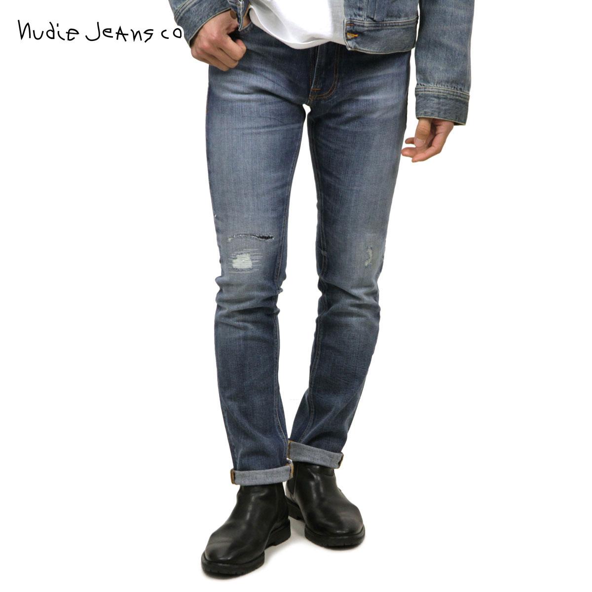 ヌーディージーンズ Nudie Jeans 正規販売店 メンズ ジーンズ シンフィン THIN FINN JEANS WORN TRUE 013 1131340 1197