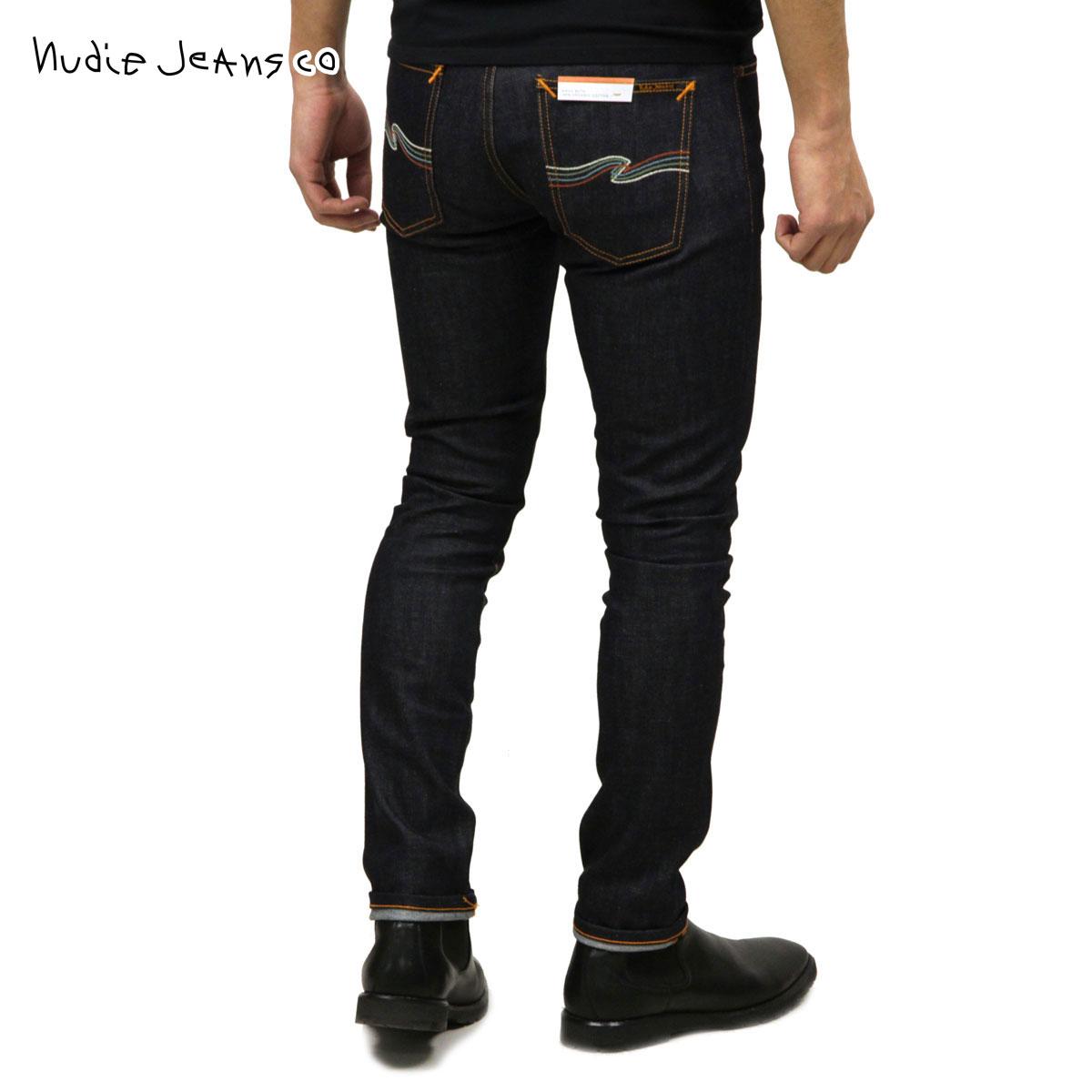 ヌーディージーンズ Nudie Jeans 正規販売店 メンズ ジーンズ リーンディーン LEAN DEAN JEANS DRY COLORS 060 1131780 1356