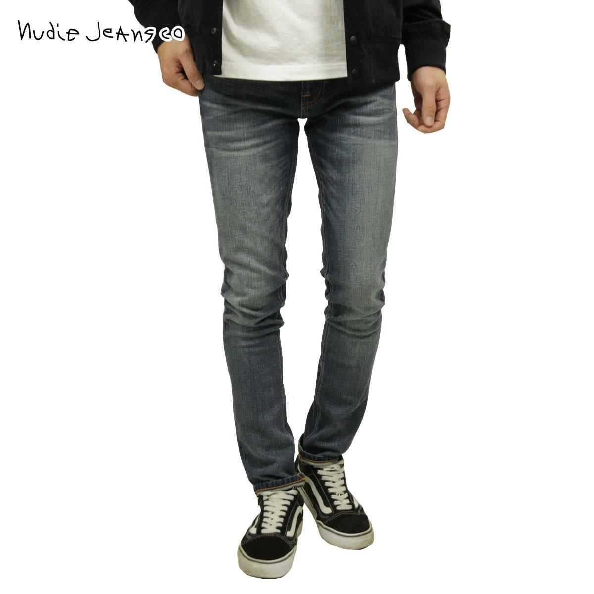 ヌーディージーンズ ジーンズ メンズ 正規販売店 Nudie Jeans リーンディーン ジーパン LEAN DEAN DENIM JEANS LOST LEGEND 844 1125820