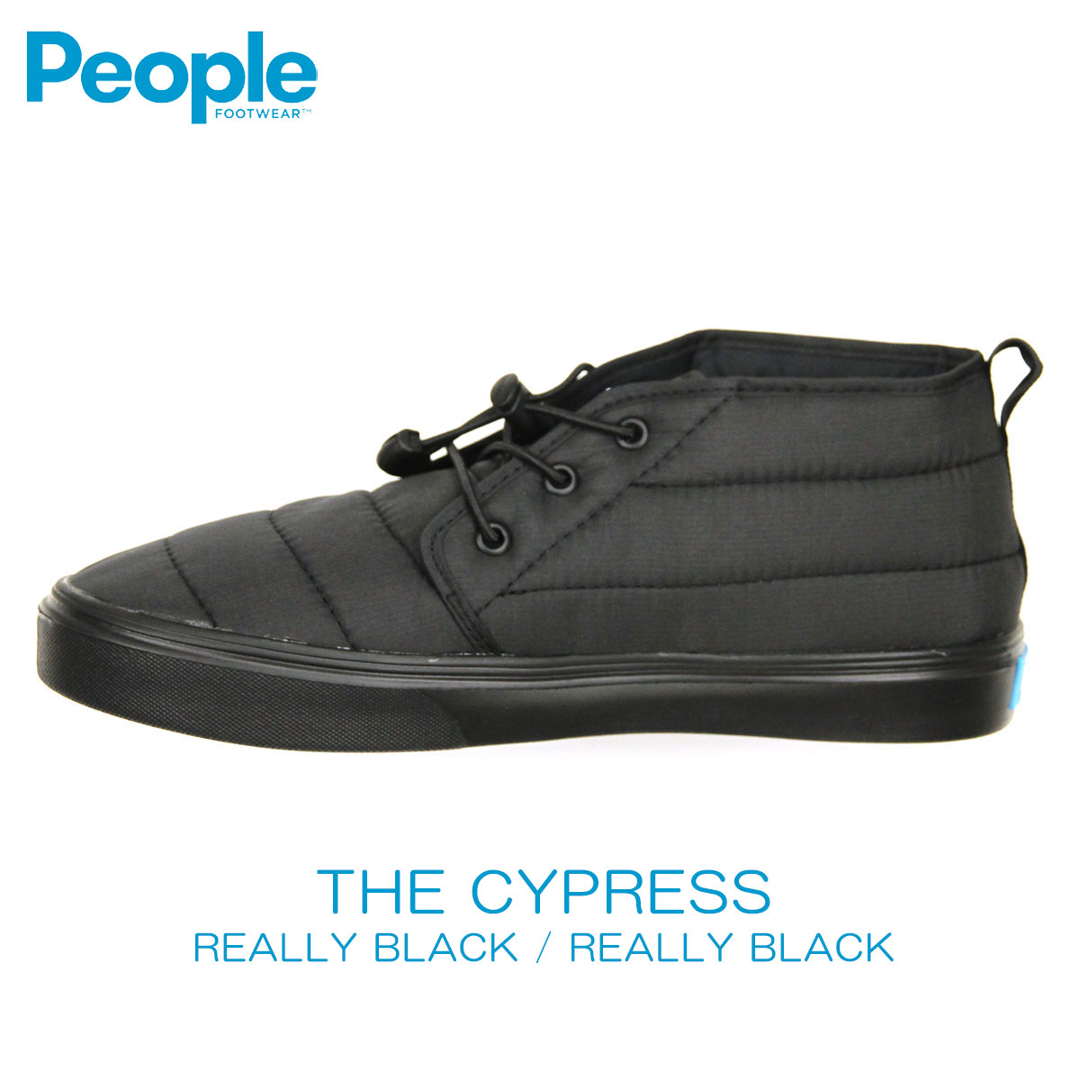 20%OFF sale people footwear People Footwear regular store men shoes shoes  THE CYPRESS NC08-001 REALLY BLACK   REALLY BLACK D00S20 a3ec2cc53
