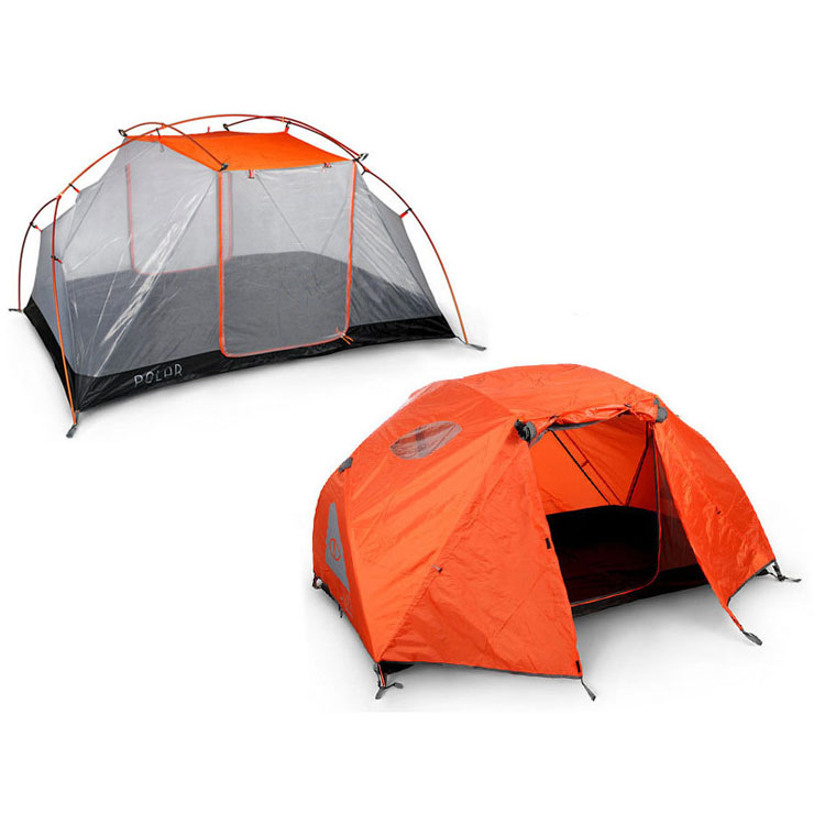 Polar POLER regular sale shop tent TWO MAN TENT 514012-BNT BURNT ORANGE  sc 1 st  Rakuten & Rakuten Ichiba shop MIXON | Rakuten Global Market: Polar POLER ...