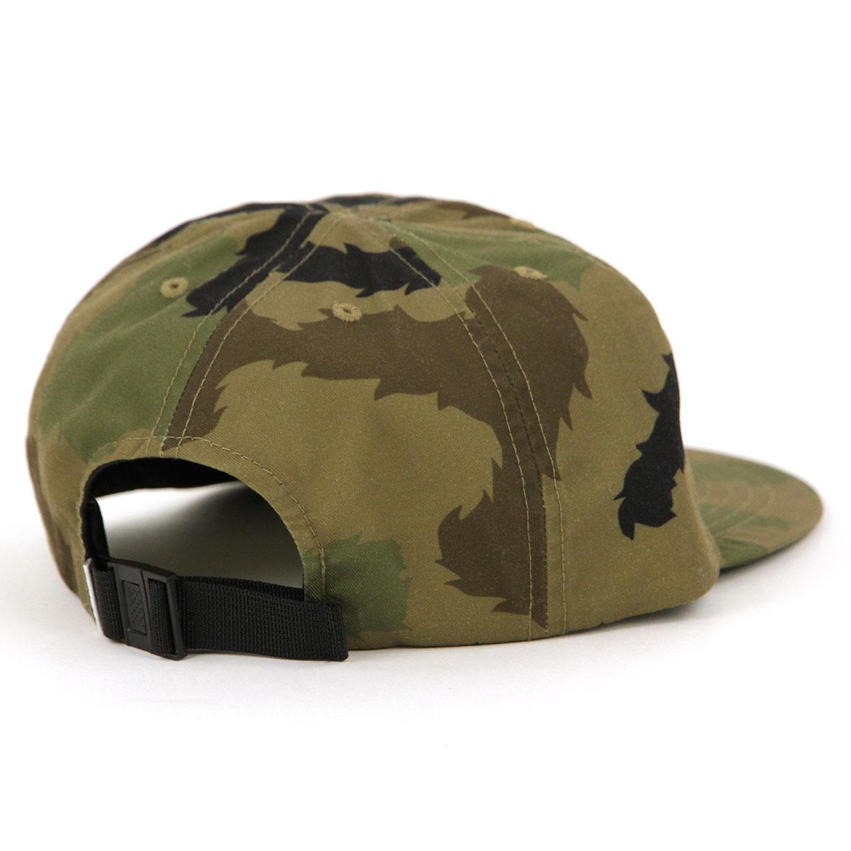 Polar POLER regular store cap hat BIG BILL FLOPSTER NYLON FLOPPY  31720001-OCO OLIVE FURRY CAMO b02378599e71