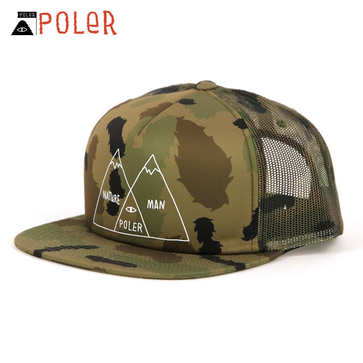 Rakuten Ichiba shop MIXON  Polar POLER regular store cap hat VENN TRUCKER  HAT 31750004-OCO OLIVE FURRY CAMO  fa2a4b6dd96