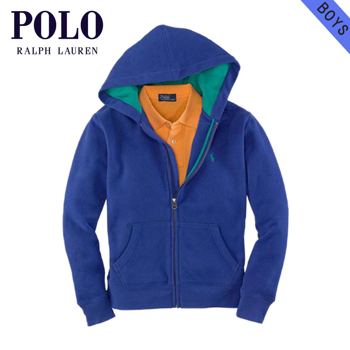 9955b34a9 Rakuten Ichiba shop MIXON  Polo Ralph Lauren kids POLO RALPH LAUREN  CHILDREN regular article children s clothes Boys parka Full-Zip Pony Hoodie   17535466 ...