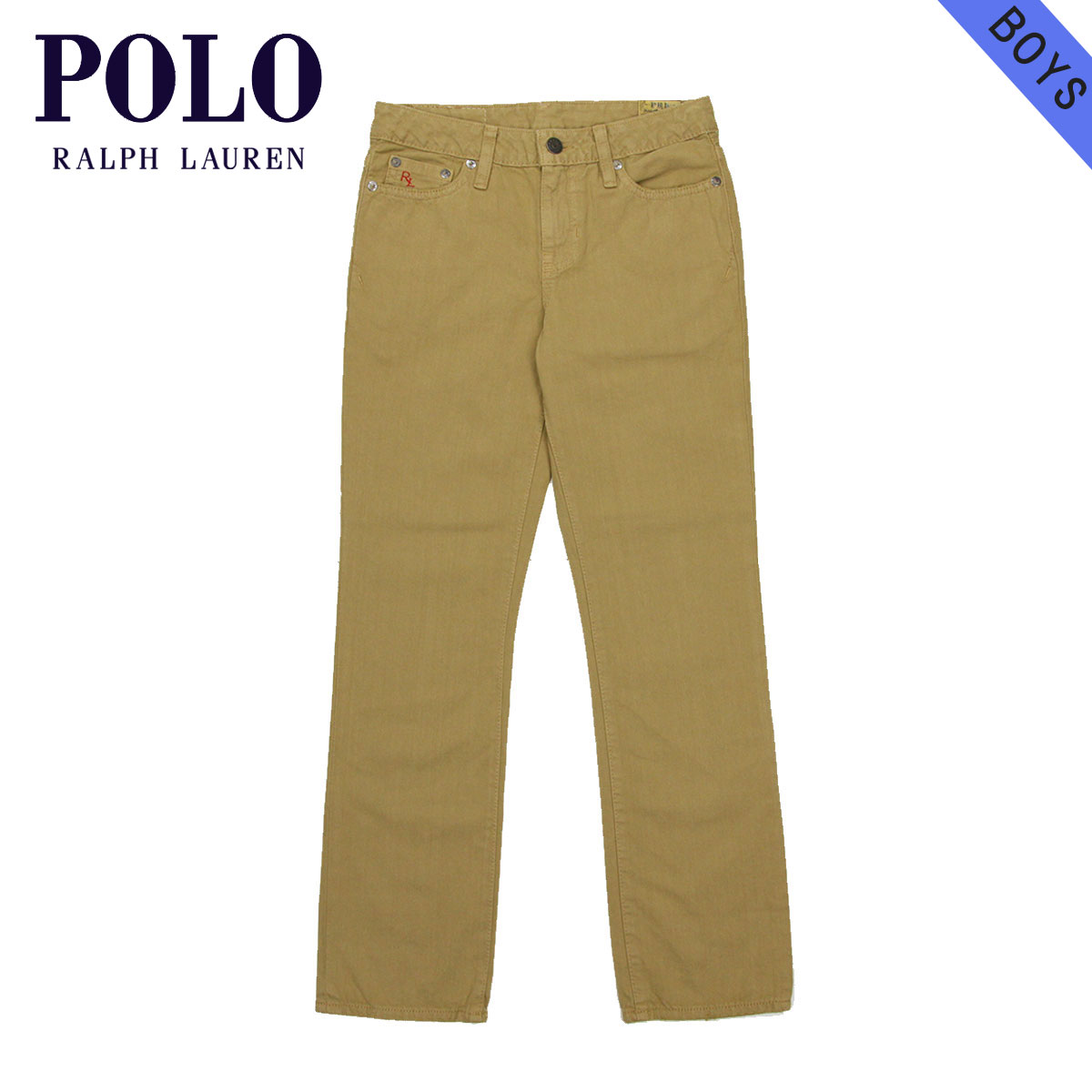 60c3a42ae Rakuten Ichiba shop MIXON: KHAKI D30S40 which there is no 40%OFF sale polo  Ralph Lauren kids POLO RALPH LAUREN CHILDREN regular article children's  clothes ...