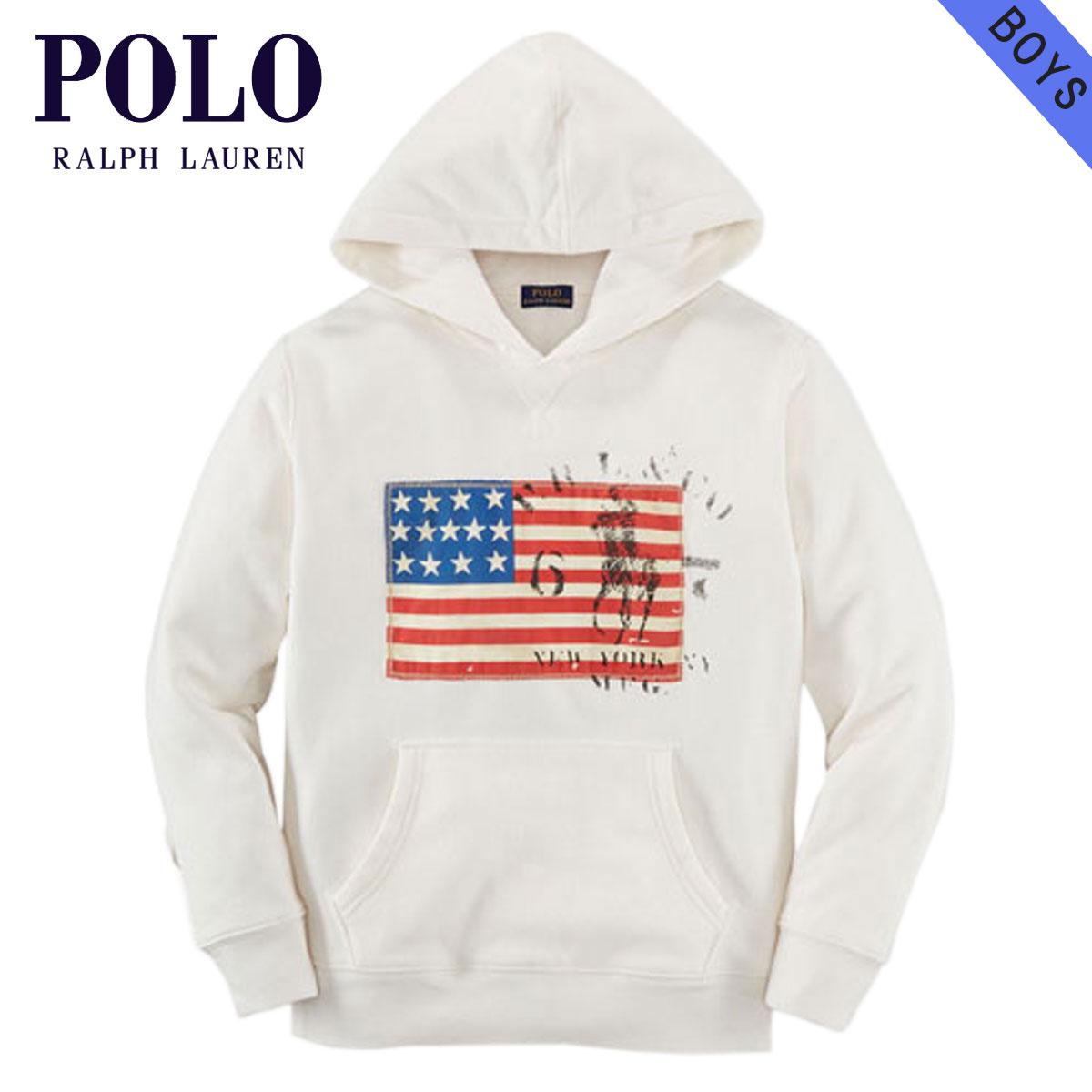 159c73a67 Poloralflorenkids POLO RALPH LAUREN CHILDREN genuine kids clothing boys  parka FLAG FLEECE HOODIE 37716966